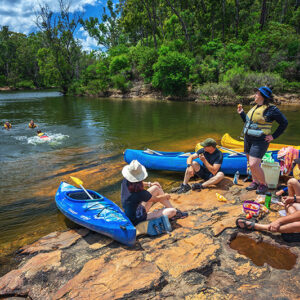 Paddle n Picnic Canoe Self-Guided Tours Dwellingup Adventures and Waypoints