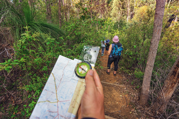 Family Self guided Hike