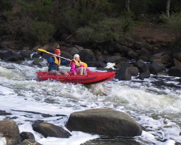 Incept Water Rafting